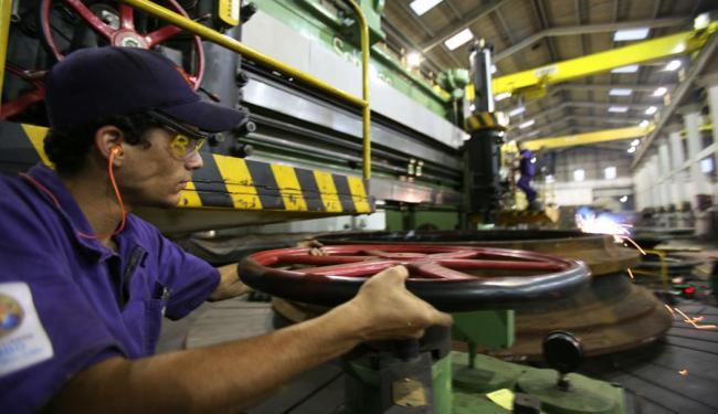 A indústria foi a responsável pelo maior número de vagas formais de trabalho fechadas em junho - Foto: Gilson Abreu | FIEP
