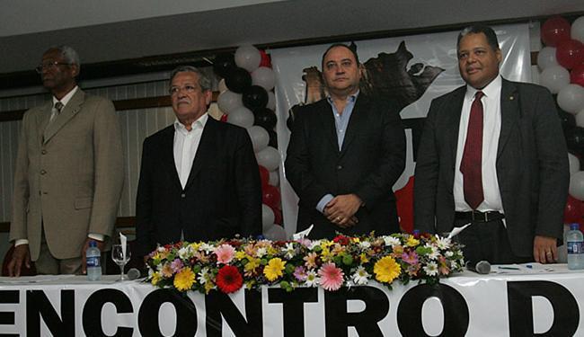 PTB baiano faz, em Salvador, primeiro encontro após fracasso da fusão com DEM - Foto: Margarida Neide l AG. A TARDE