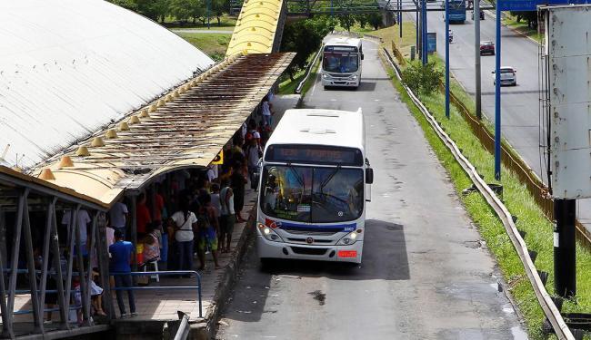 Mudança na Estação Iguatemi ocorre nesta quinta-feira - Foto: Eduardo Martins | Ag. A TARDE
