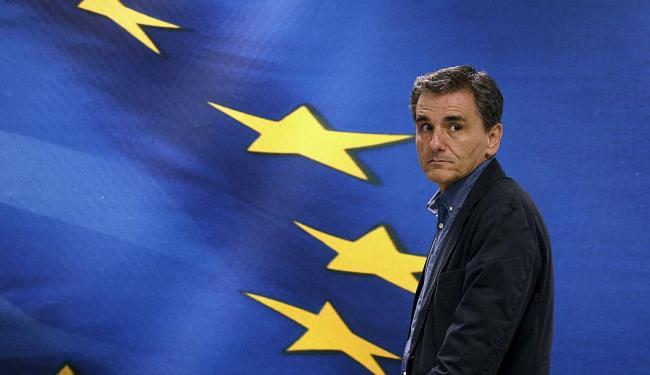 Tsakalotos substitui Yanis, que renunciou nesta segunda-feira - Foto: Ag, Reuters