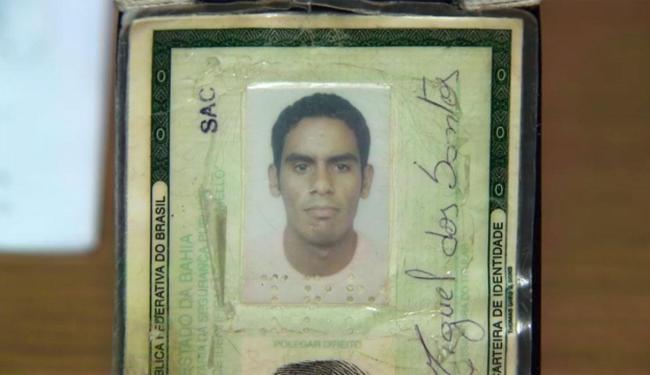 Homem que se apresentava como Tiago foi preso no aeroporto de Brasília - Foto: Reprodução