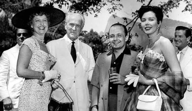 Família Guinle sempre foi relacionada ao glamour de uma época - Foto: Divulgação