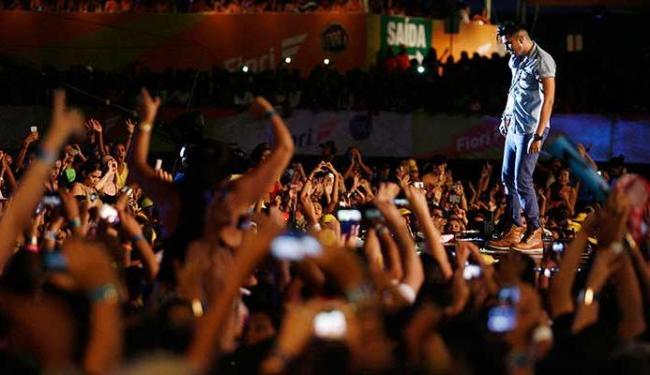 Luan Santana já participou de edições do Festival de Verão - Foto: Raul Spinassé   Ag. A TARDE