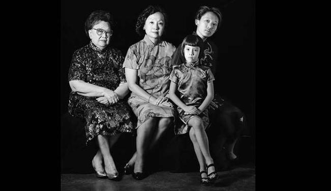 Fifi Tong fotografou diversas famílias pelo mundo - Foto: Fifi Tong   Divulgação
