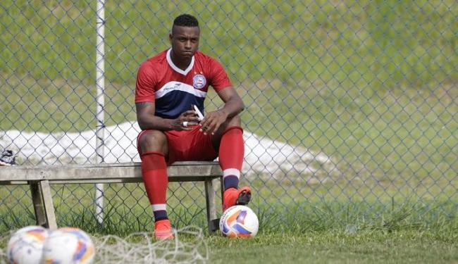 O nome de Gabriel Valongo já foi publicado no BID da CBF como jogador do Bahia - Foto: Edilson Lima | Ag. A TARDE