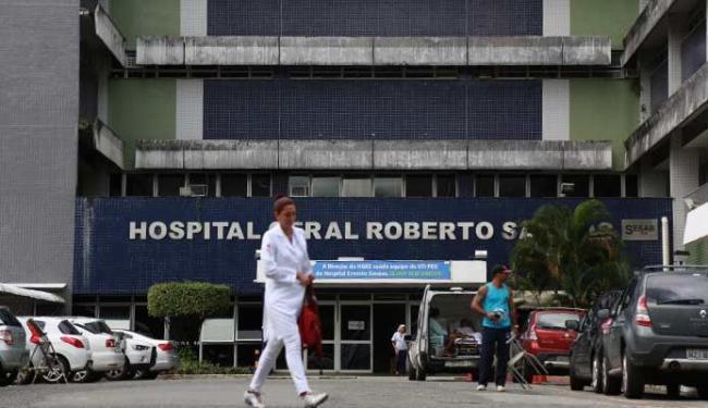 Hospital Roberto Santos será um dos que terá dois leitos para pacientes com Guillain-Barré - Foto: Joá Souza | Ag. A TARDE