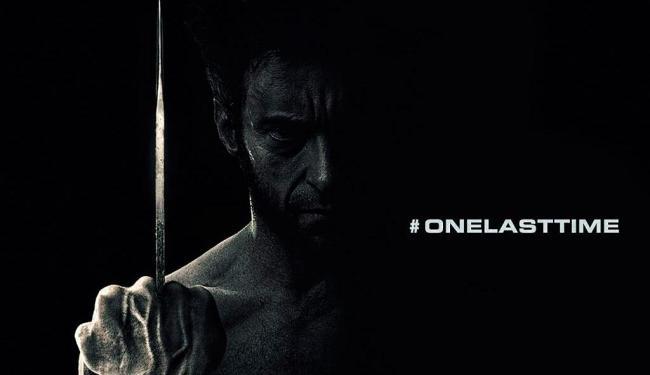 Hugh Jackman divulga 1ª foto do último filme do Wolverine - Foto: Divulgação