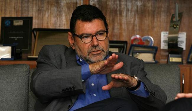 Rangel diz que, para a Fieb, investimento privado estimulará aumento da produção - Foto: Xando Pereira l Ag. A TARDE l 27.8.2014