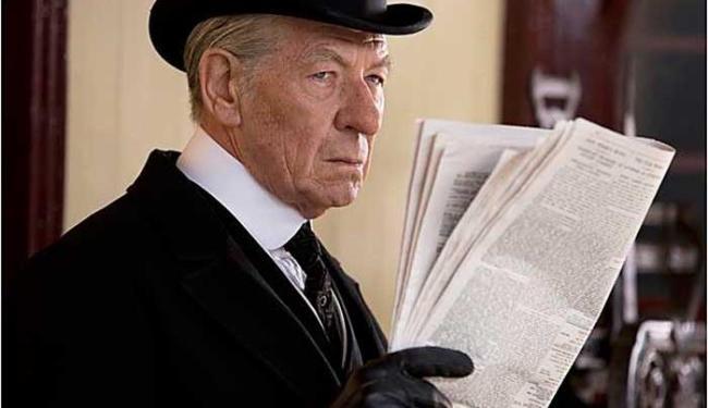Filme refaz a parceria do ator Ian McKellen com o diretor Bill Condon - Foto: Divulgação