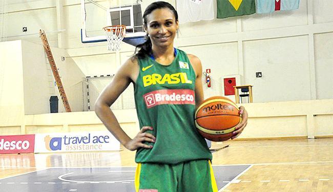 Iziane está voltando à seleção após três anos - Foto: Divulgação l Chuá Marcos