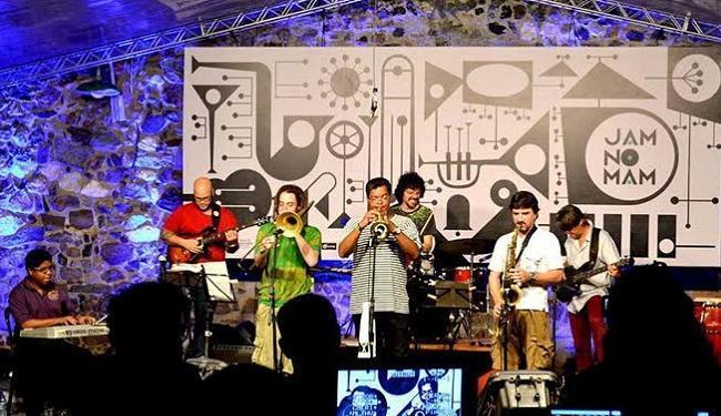 Jam no MAM reúne alguns dos principais nomes da música instrumental baiana - Foto: Lígia Rizério   Divulgação