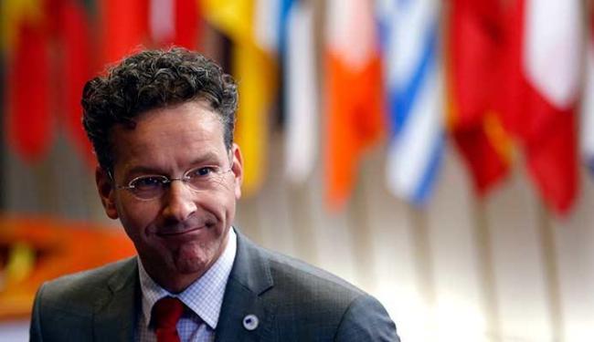 Jeroen Dijsselbloem confirmou ter recebido a proposta da Grécia - Foto: Agência Reuters