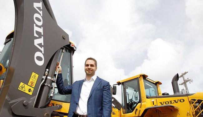 Empresário baiano assumiu empresa do pai em 2013 - Foto: Joá Souza | Ag. A TARDE