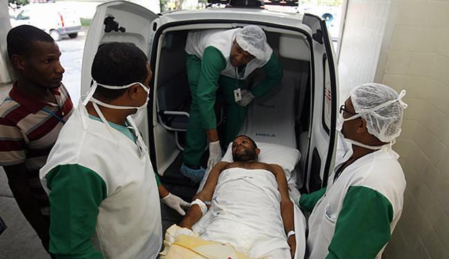 Jociel de Sá responde bem ao tratamento - Foto: Luiz Tito l A TARDE