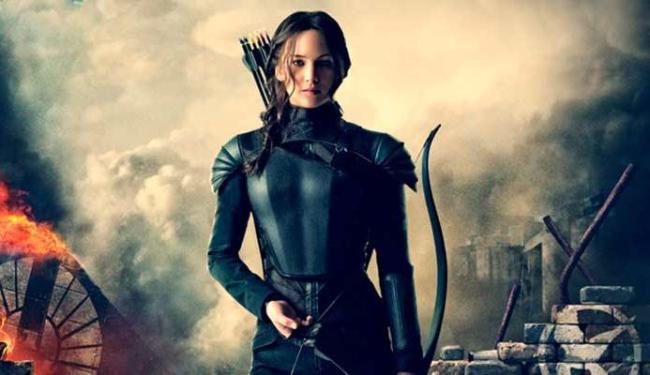 Jennifer Lawrence volta para encerrar a saga dos Jogos Vorazes - Foto: Divulgação