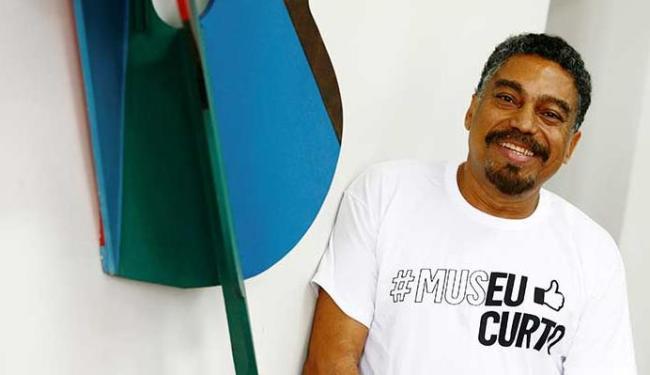 Jorge Portugal assumiu a Secretaria de Cultura no dia 6 de janeiro - Foto: Mila Cordeiro | Ag. A TARDE
