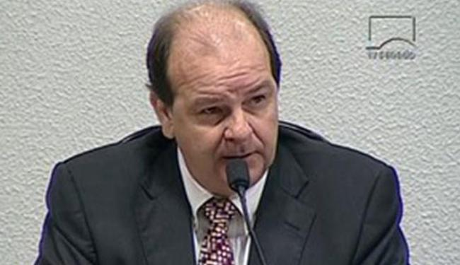 Zelada foi o único a ter prisão preventiva decretada pela Justiça Federal - Foto: Reprodução | TV Senado