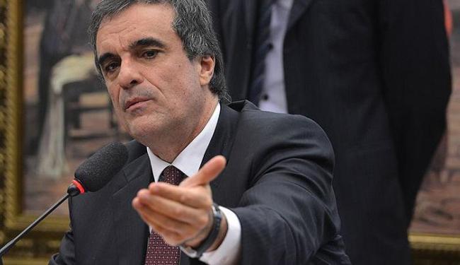 Ministro foi convocado para falar sobre sobre a atuação da Polícia Federal na Lava Jato - Foto: Valter Campanato l Agência Brasil
