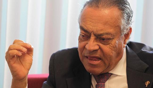 José Olegário Monção Caldas, corregedor-geral da Justiça da Bahia - Foto: Lúcio Távora   Ag. A TARDE