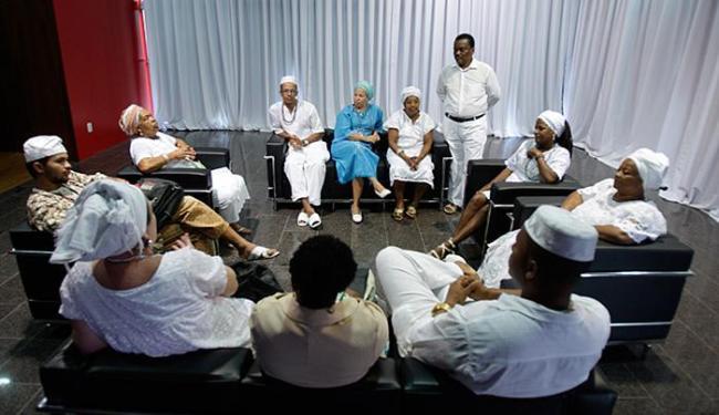 Pacto foi fechado com a Setre, a Serin e líderes dos terreiros e de entidades do movimento negro - Foto: Raul Spinassé | Ag. A TARDE
