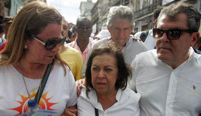 Lídice criticou aprovação da redução da maioridade - Foto: Raul Spinassé | Ag. A TARDE