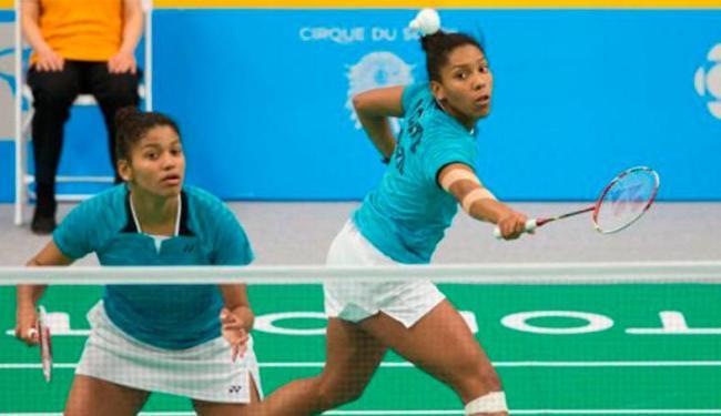 Lohaynny e Luana Vicente conquistaram o prata no Pan - Foto: Jonne Roriz | COB