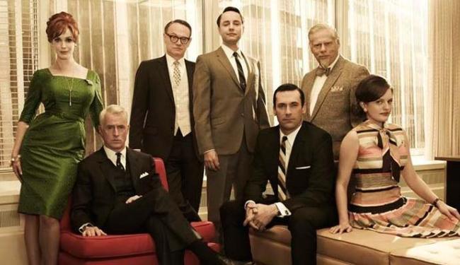 Mad Men é uma das séries mais cultuadas dos últimos anos - Foto: Divulgaçaõ