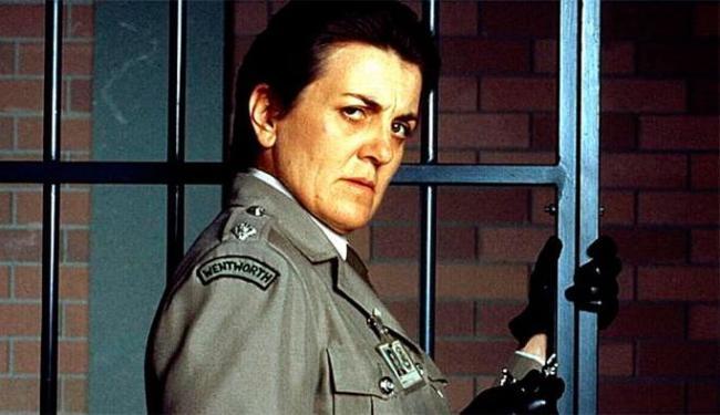 Atriz ganhou fama por papel como uma guarda lésbica na série televisiva