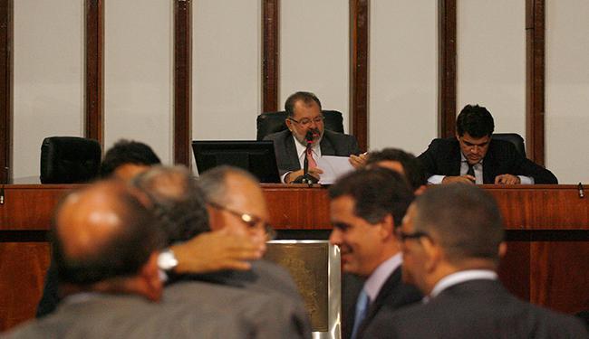 Depois da votação, deputados entraram em recesso e só retornam no dia 3 de agosto - Foto: Fernando Amorim | Ag. A TARDE