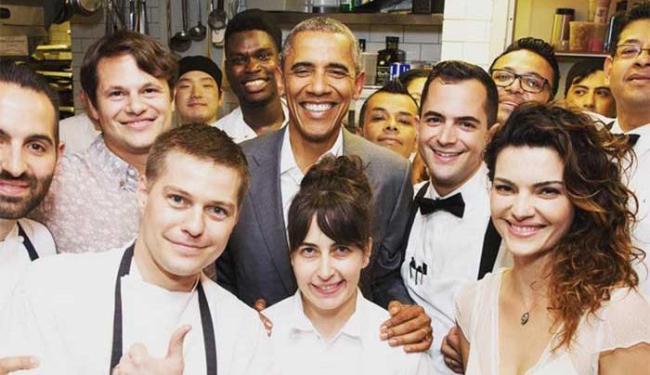 O marido de Mayana Neiva é o chef do restaurante visitado por Barack Obama - Foto: Reprodução | Instagram | @mayananeiva