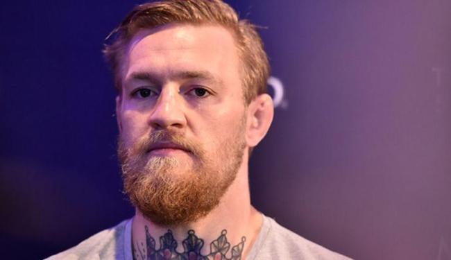 McGregor disputará o cinturão interino contra Chad Mendes - Foto: Divulgação   UFC
