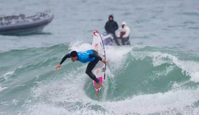 Medina derrotou Slater e Fanning - Foto: WSL | Divulgação