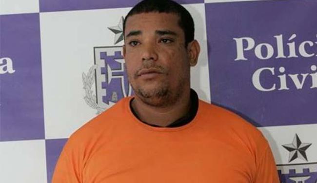 Miguel Vieira Maurício Júnior negou o crime. Ele foi apresentado à imprensa nesta segunda - Foto: Margarida Neide | Ag. A TARDE