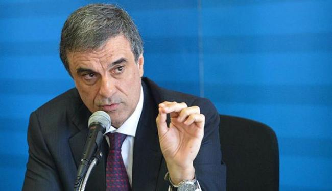 Deputados aprovaram a convocação do ministro da Justiça, José Eduardo Cardozo - Foto: José Cruz l Agência Brasil
