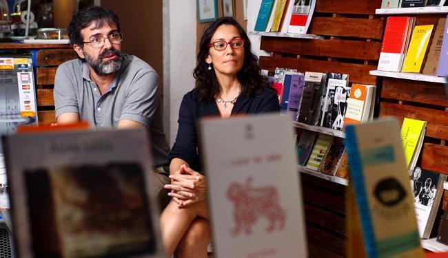 Reinofy Duarte e Suzana Rezende , da Domínio Público - Foto: Fernando Vivas | Ag. A TARDE