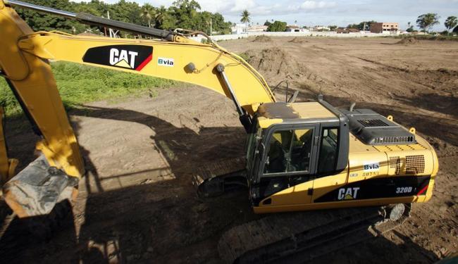 Governo autorizou o início das obras no dia 29 de junho - Foto: Luiz Tito | Ag. A TARDE