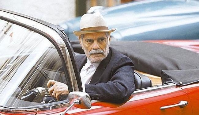 O ator Omar Sharif em cena do filme