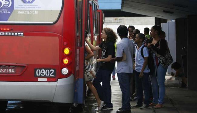 Todas as linhas sairão da Estação da Lapa - Foto: Joa Souza | Ag. A TARDE