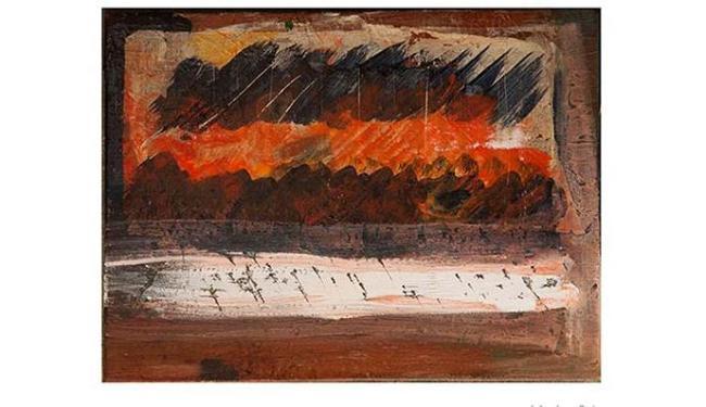 Moacyr vai expor 13 trabalhos na exposição - Foto: Divulgação