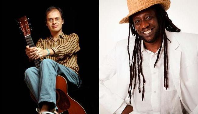 Paquito e Dom Chicla são os convidados do recital - Foto: Diogo Campos   Divulgação