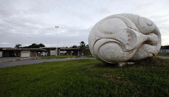 O Parque de Exposições de Salvador, na Paralela, começou a funcionar em setembro de 1978 - Foto: Margarida Neide | Ag. A TARDE