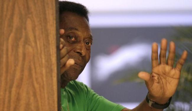 O ex-jogador, de 74 anos, estaria recebendo atendimento há cinco dias no local - Foto: Enrique de la Osa | Ag. Reuters