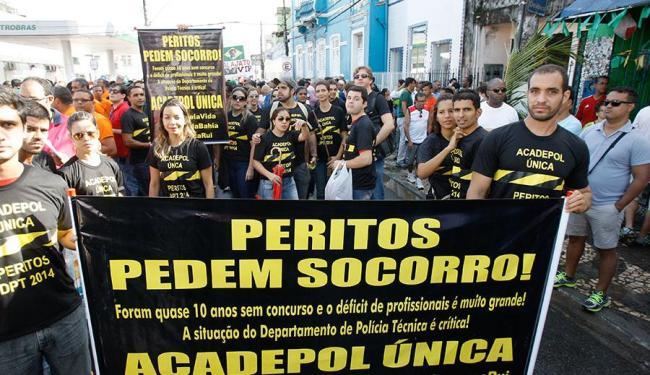 Tradicionalmente, cortejo é espaço de manifestações - Foto: Joá Souza   Ag. A TARDE