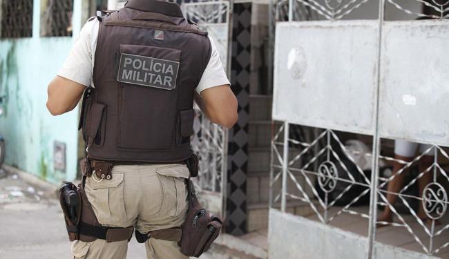 Policiais temem ser mortos durante o serviço ou fora dele - Foto: Edilson Lima   Ag. A TARDE