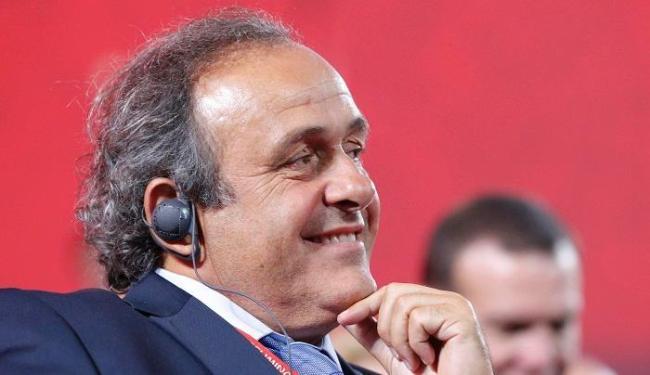 Após apoiar Joseph Blatter no último pleito, Confederação Asiática define apoio a Michel Platini - Foto: Maxim Shemetov | Reuters