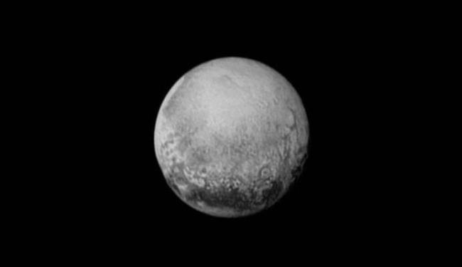 Nasa divulgou nova foto de Plutão - Foto: Nasa | Divulgação