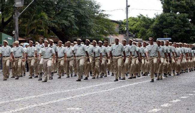 Operação Dois de Julho conta com 1.625 policiais militares - Foto: Divulgação | Governo da Bahia