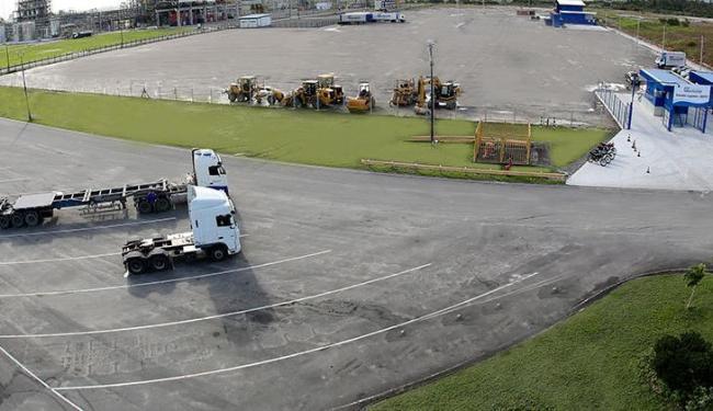 Polo Petroquímico vai abrigar o novo depósito - Foto: Divulgação