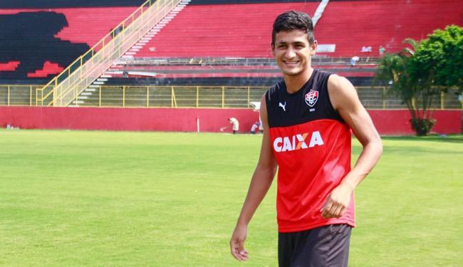 Zagueiro Ramon é confirmado como titular no Ba-Vi - Foto: Edilson Lima   Ag. A TARDE
