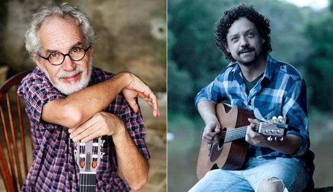 Pai e filho se apresentam na Caixa Cultural - Foto: Divulgação
